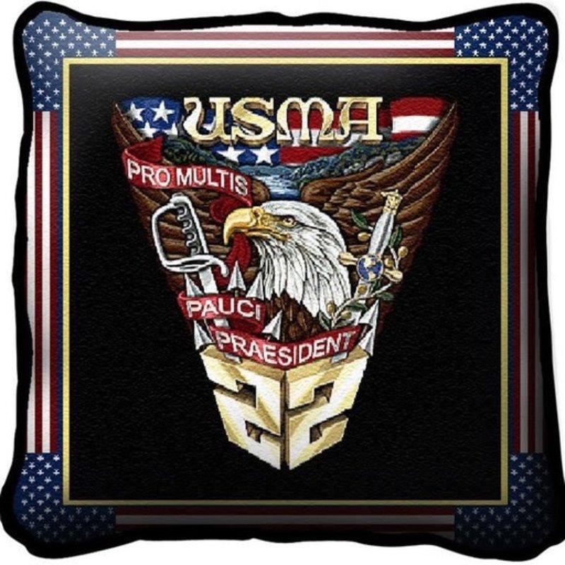 West Point Class of 2022 Crest Pillow