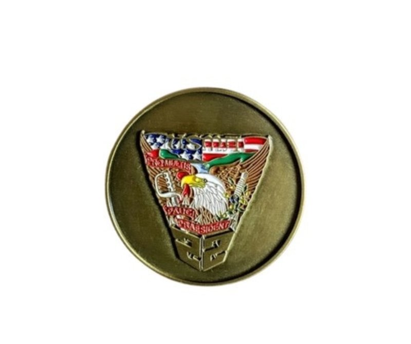 West Point Class of 2022 Crest Coin