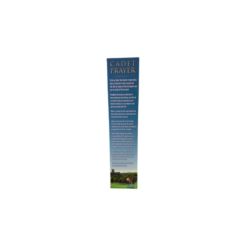 Cadet Prayer Bookmark
