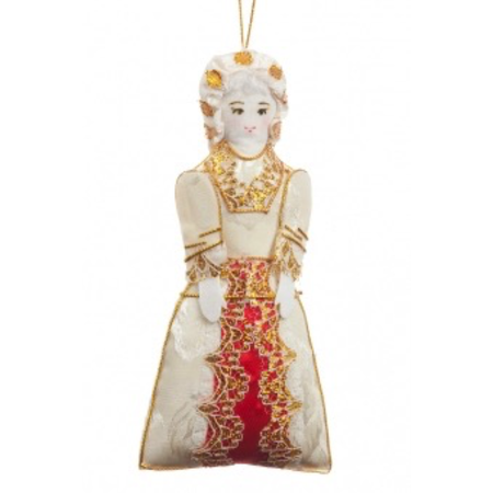 St. Nicholas Co. Martha Washington Ornament