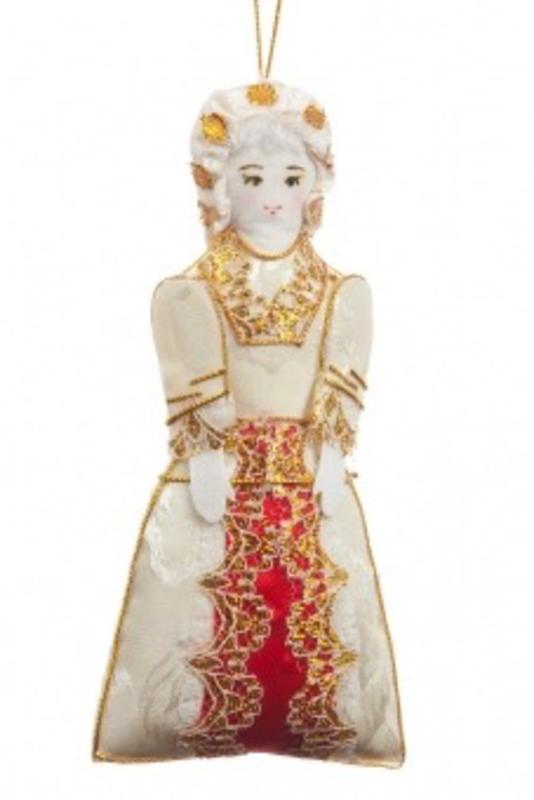 St. Nicholas Co. Martha Washington Ornament