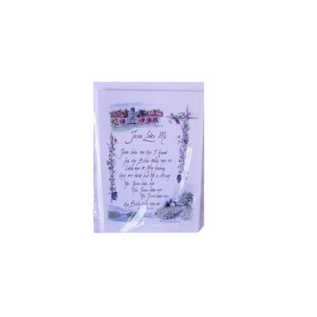 """""""Jesus Loves Me"""" Notecards"""