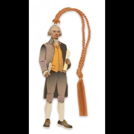 Thomas Jefferson Bookmark