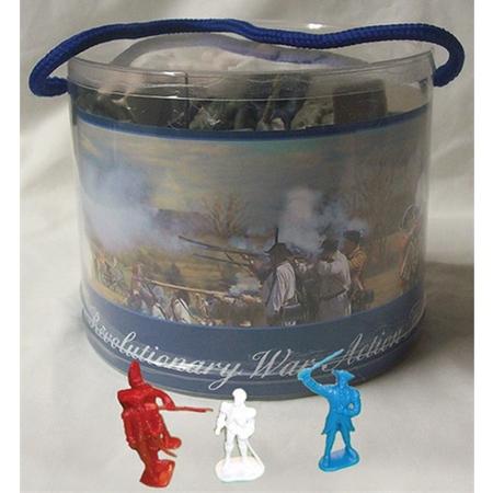 Revolutionary War Soldier Bucket