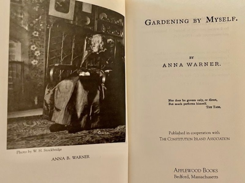 Gardening By Myself (Hardcover): By: Anna R. Warner