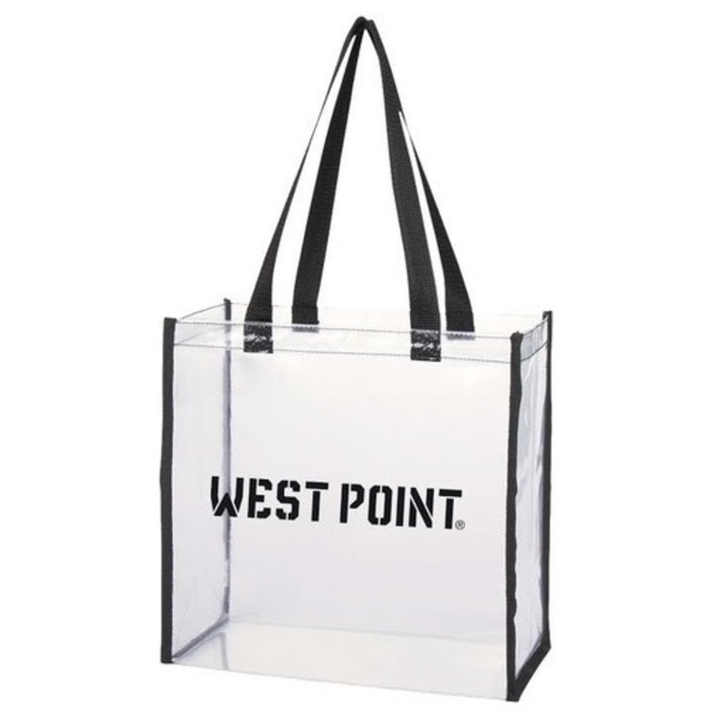Clear West Point Tote Bag