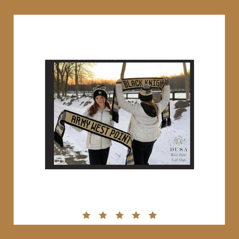 Logo Fit West Point Scarf