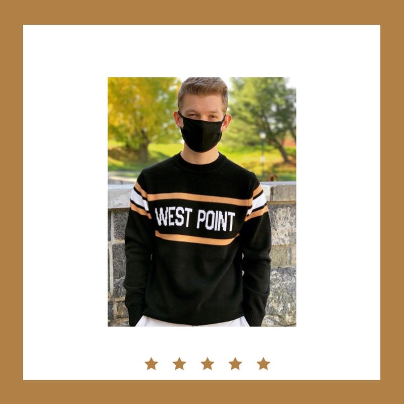 Hillflint West Point Stadium Sweater