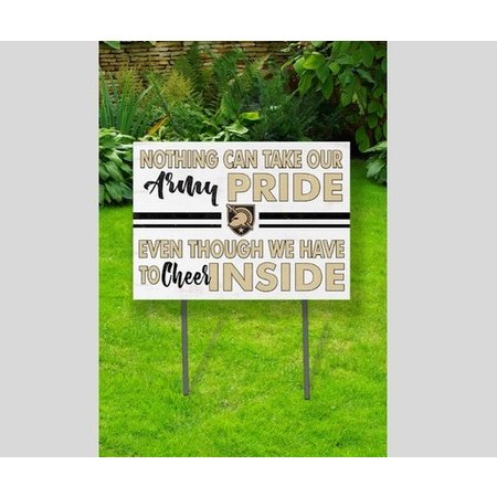 Lawn Sign: Nothing Can Take Our Pride