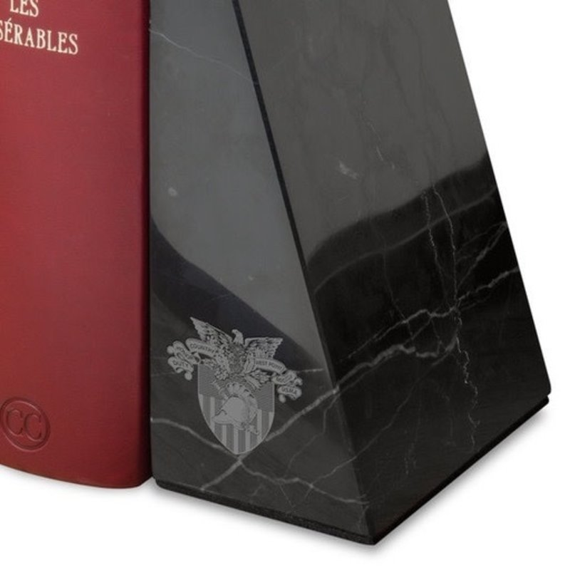 USMA Marble Bookends