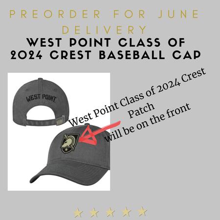 League West Point Class of 2024 Crest Baseball Cap (Preorder)