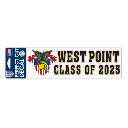 West Point Class of 2025 Decal