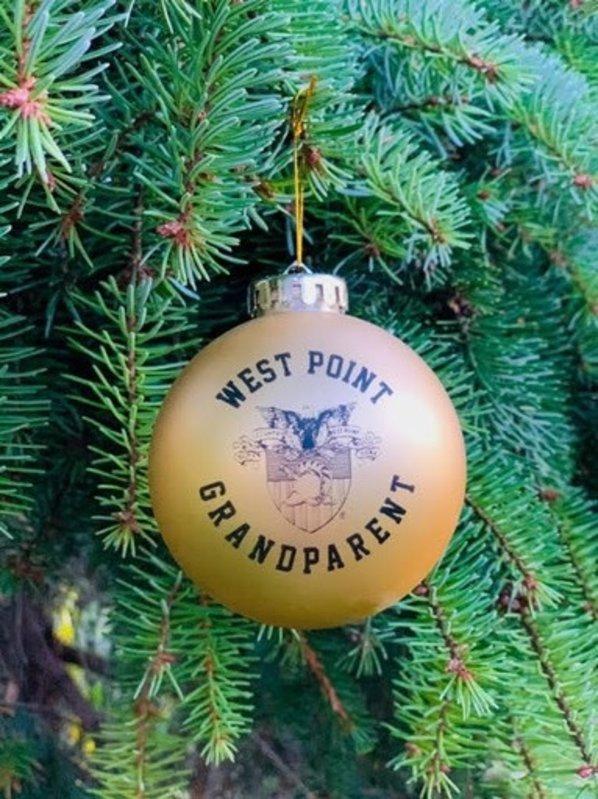 Grandparent Shatterproof Ornament
