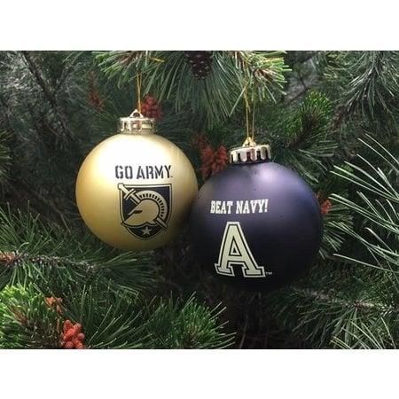 """Go Army, Beat Navy"" Ornaments"