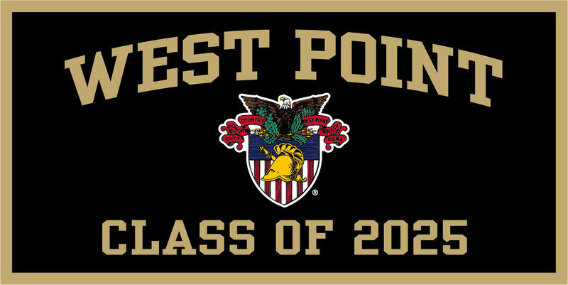 West Point Class of 2025 Banner