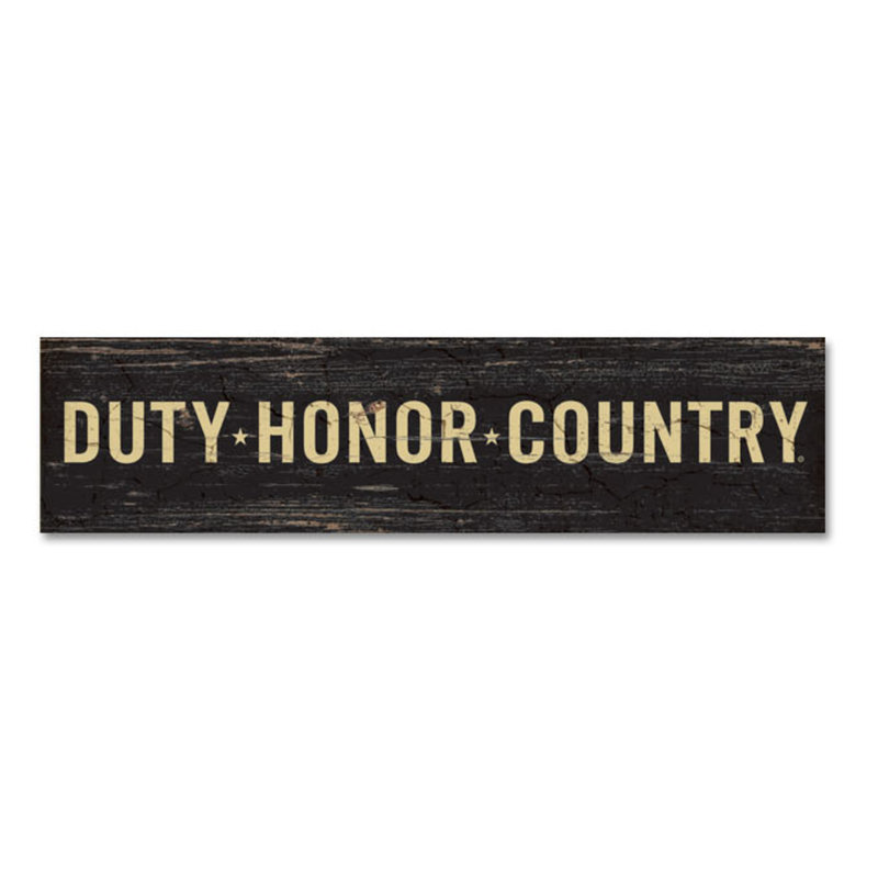 League Duty, Honor, Country, Stick Magnet