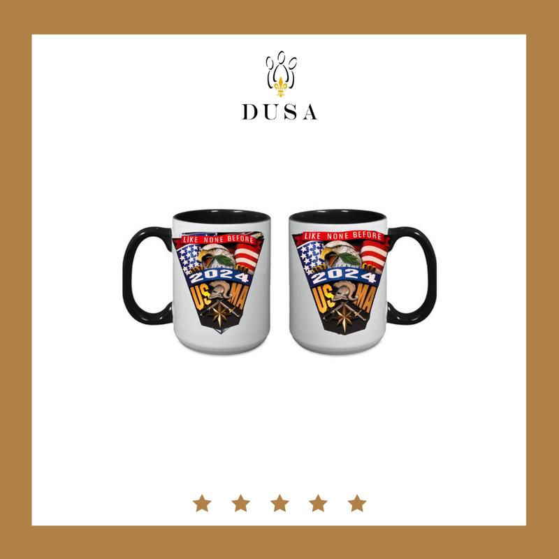 USMA 2024 Crest Mug