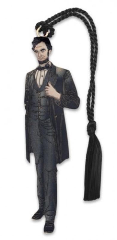 President Abraham Lincoln Bookmark