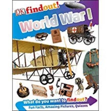 DK: Find Out! World War I