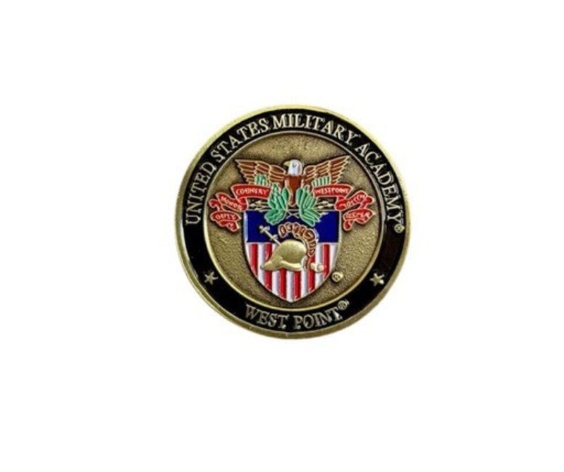 West Point Class of 2021 Crest Coin