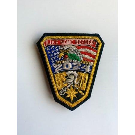 USMA  Class of 2024 Crest Bullion Patch