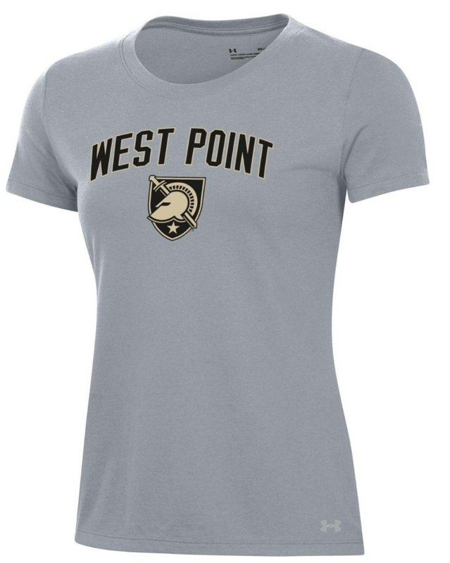 Under Armour West Point Performance Cotton Short Sleeve Tee (Women's)