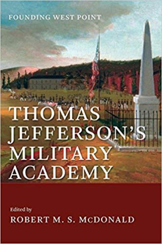 Thomas Jefferson's Military Academy (Softcover)