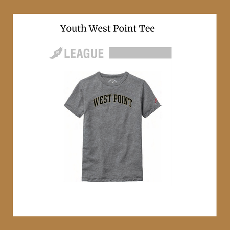 League Youth West Point Victory Falls Tee