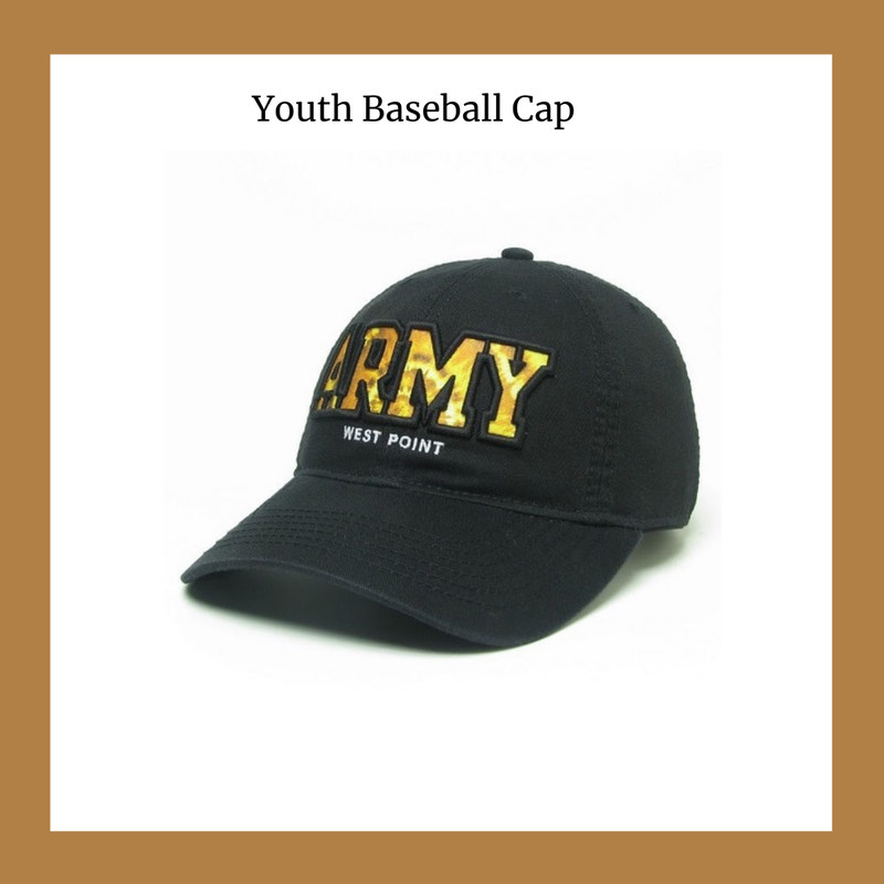 Army/West Point Youth Baseball Cap