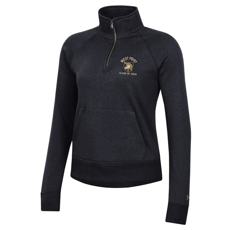 Under Armour West Point Class of 2025 All Day 1/4 Zip for Women