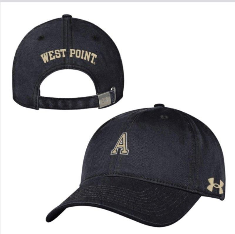 "Under Armour Block ""A"" Baseball Cap"
