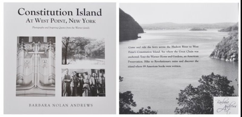 Constitution Island Book By Barbara Andrews