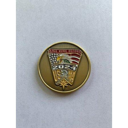 USMA 2024 Crest Coin