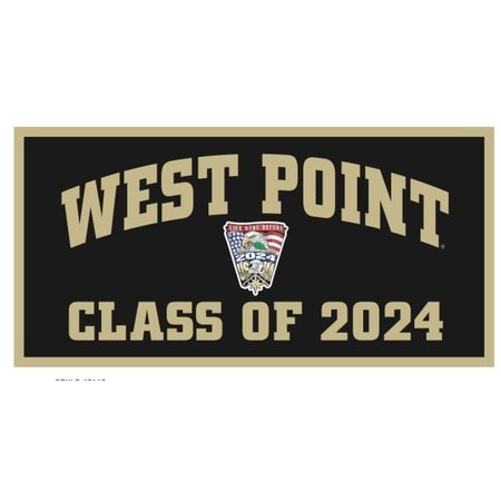 West Point Class of 2024 Crest Banner
