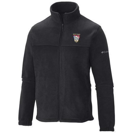 Columbia West Point Class of 2024 Crest  Men's Full Zip Fleece