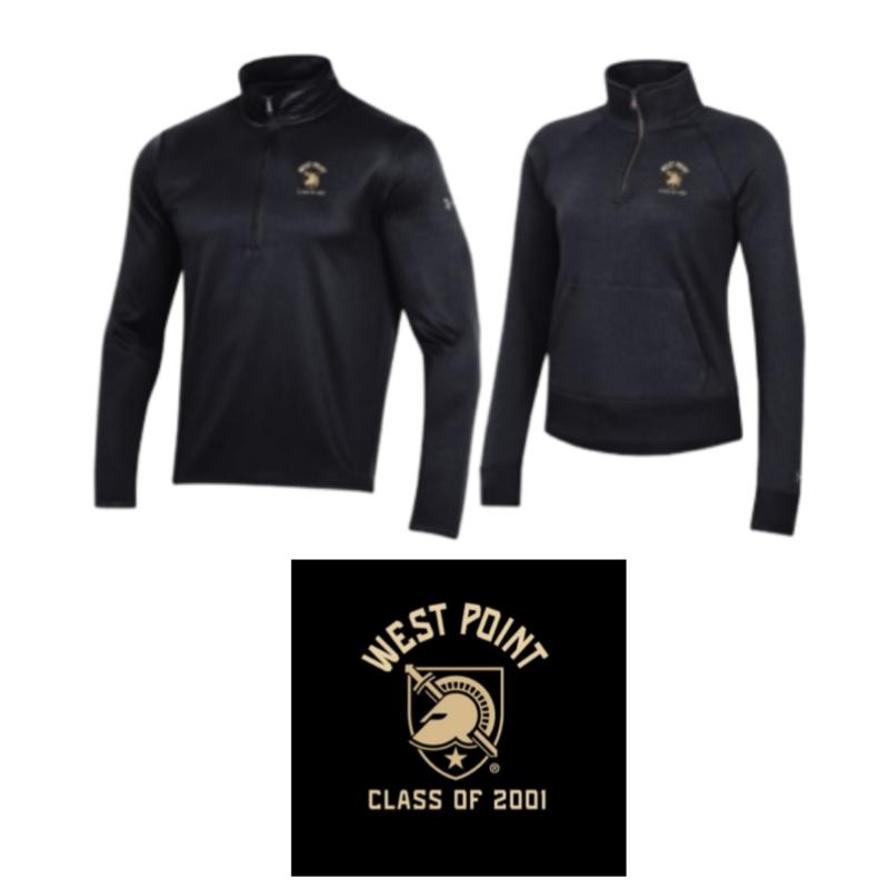 Under Armour Reunion Preorder:West Point Class of 2001  Women's Quarter Zip