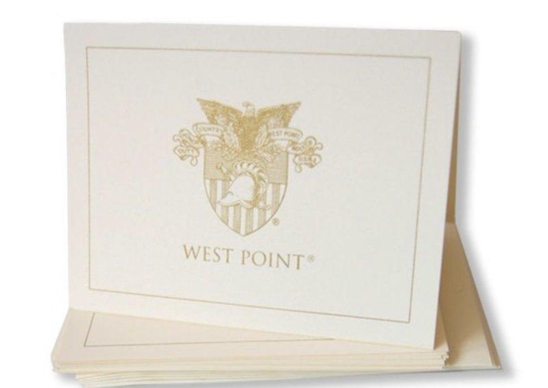 West Point Informal Notecards