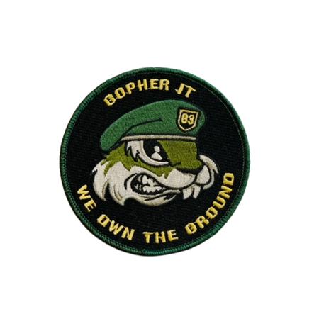 G-3 Company Patch