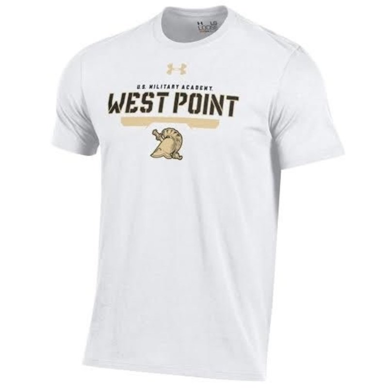 Under Armour Under Armour Charged Cotton West Point Tee