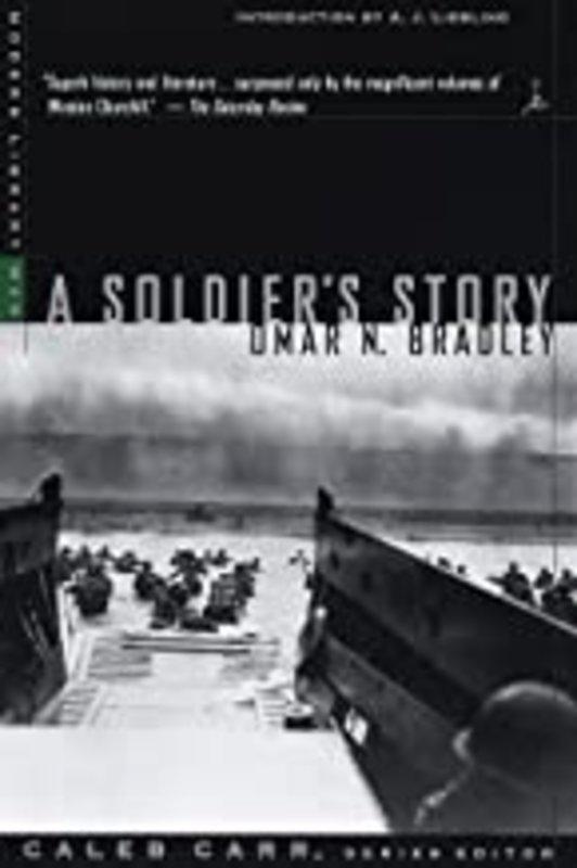 A Soldier's Story (Omar Bradley)/ Vintage
