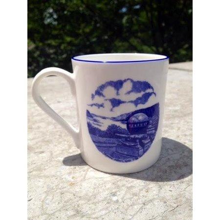 West Point China Mug