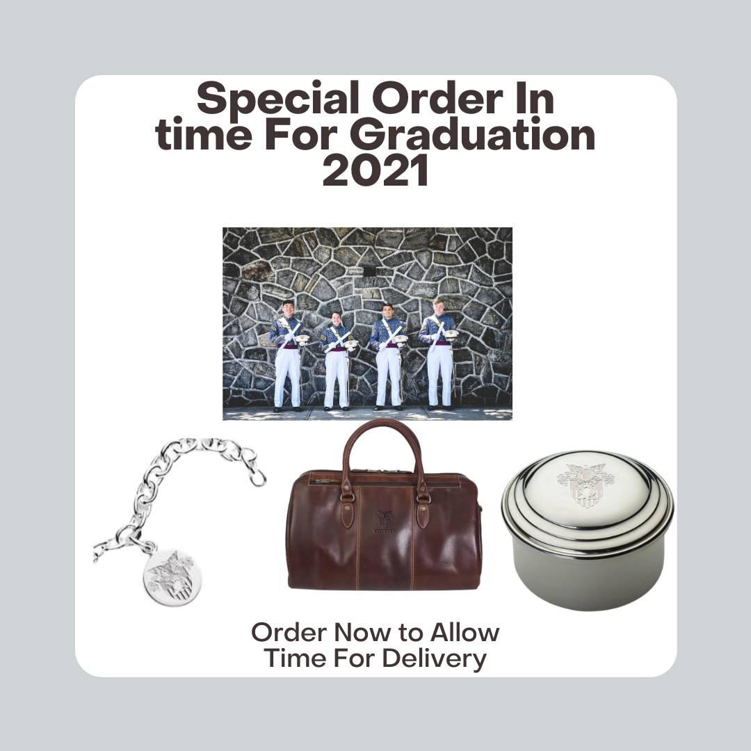 Special Order Items for USMA 2021 and USMA 2025