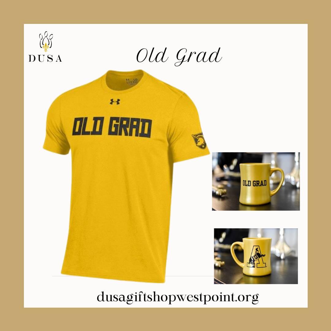 Shop Old Grad