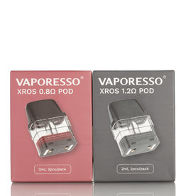 Vaporesso VAPORESSO XROS REPLACEMENT POD (2 PACK)
