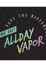 All Day Vapor All Day Vapor - Salt Nic