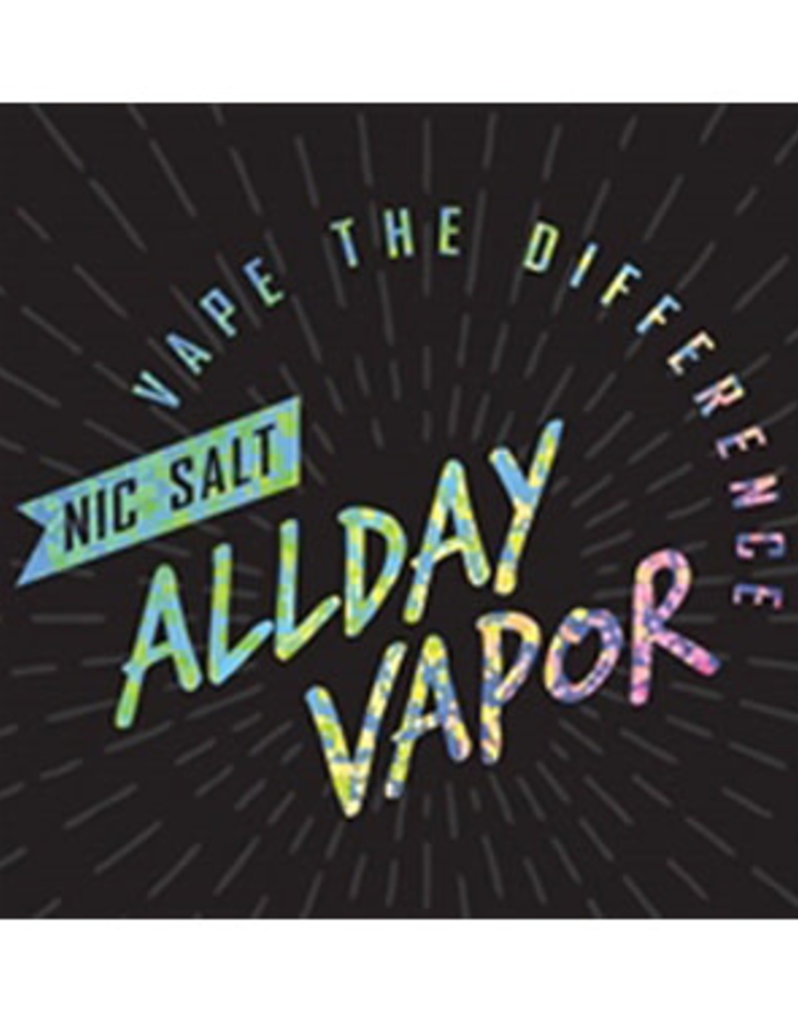 All Day Vapor All Day Vapor - Salt Nic