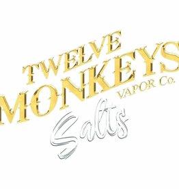 Twelve Monkeys Twelve Monkey Salt Nic