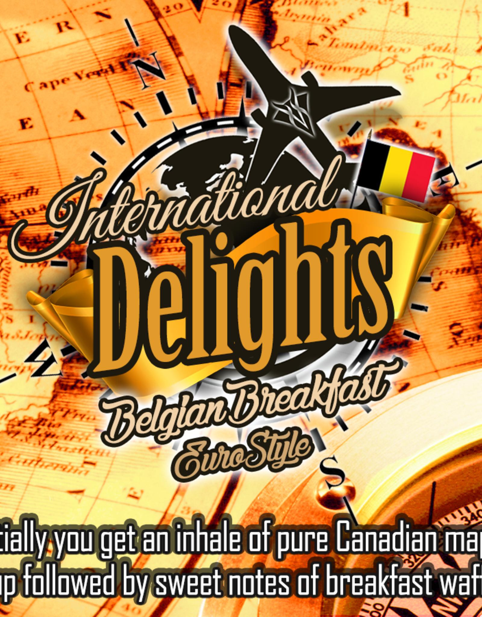 International Delights International Delights - Salt Nic