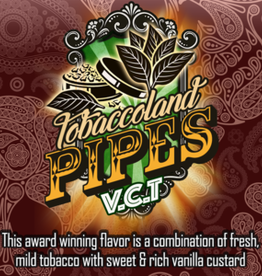 Tobaccoland Pipes Tobaccoland Pipes- Salt Nic