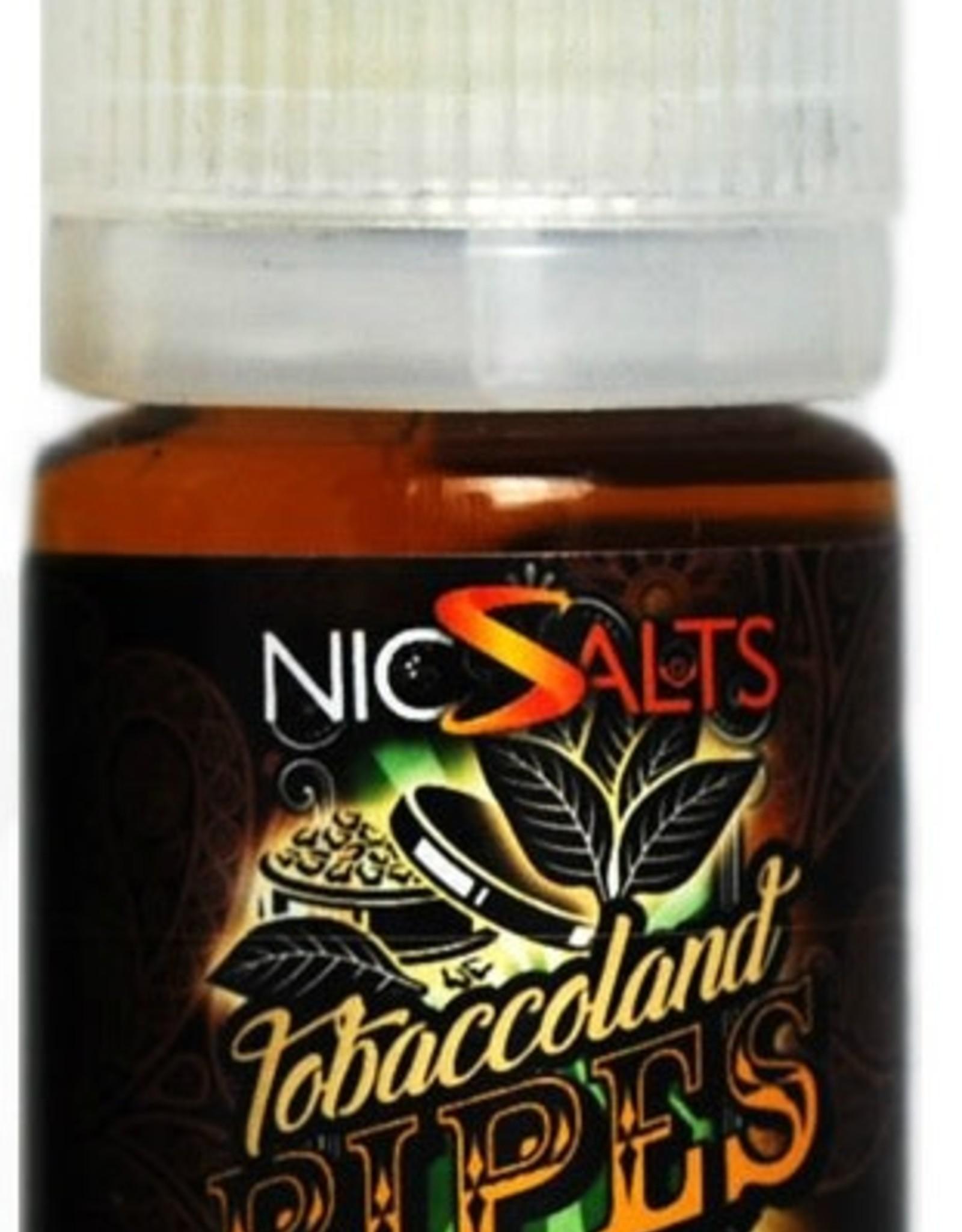 Tobaccoland Pipes Tobaccoland Cigar Series - Salt Nic